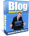 Blog AutoPoster - Private Label Rights To A Brand New And Profitable Software You Can Stick Your Name On That Earns You Money While You Sleep!