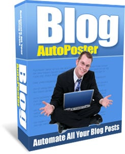 Product picture Blog AutoPoster - Private Label Rights To A Brand New And Profitable Software You Can Stick Your Name On That Earns You Money While You Sleep!