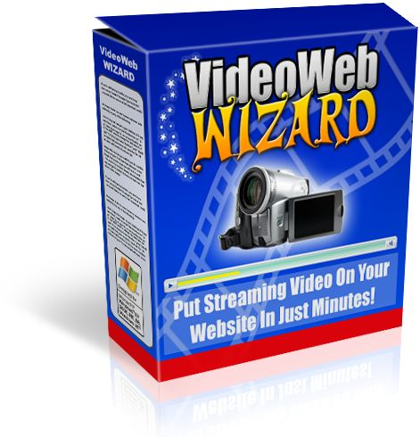 Product picture VideoWebWizard - Master Resell Rights